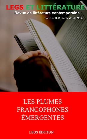 Les plumes francophones émergentes